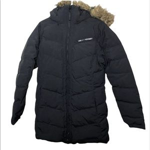 Helly Hansen Arctic Legacy Goose Down Puffer Winter Parka